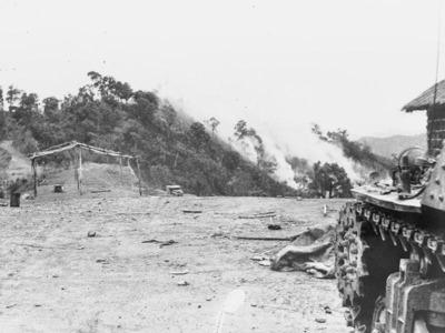 S_2 弓兵団、ビシェンプール、パレルで奮戦 ~ インパール作戦: かつて日本は美しかった